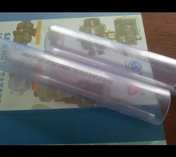 供应台湾三厘 UPVC管透明管材 美标SCH40透明管材 UPVC管塑料化工管材