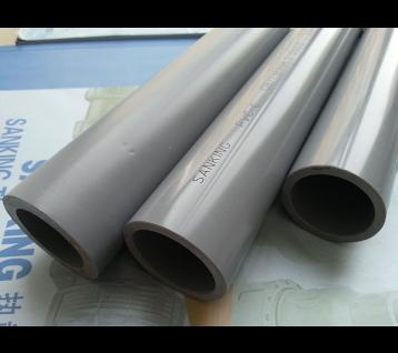 台湾三厘SANKING CPVC管 CPVC工业化工管材 CPVC塑料管 国标美标